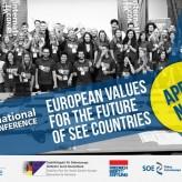 14. Međunarodna konferencija mladih – Kruševo, Makedonija