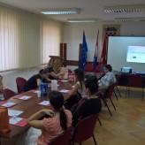 """Održana radionica """"Pokreni inicijativu"""" u sklopu projekta """"Lokalni program za mlade Grada Drniša"""""""