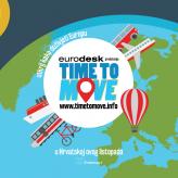 "Velika Eurodeskova kampanja ""Time to Move"""