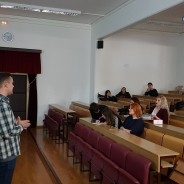 Održali smo predavanje na šibenskom Veleučilištu