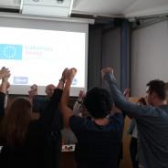 U gradskoj knjižnici predstavljene Europske snage solidarnosti