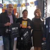 """Udruga mladih """"Mladi u Europskoj uniji"""" sudjelovala je na Danima regionalnog razvoja i EU fondova"""
