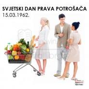 """Volontiraj  i """"mobaj"""" – obilježavanje Svjetskog dana zaštite prava potrošača"""