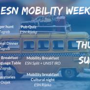 Volonteri ESN-a mladima približili Erasmus + program u sklopu ESN Mobility Week-a